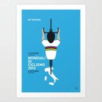 MY Mondiali Di Ciclismo … Art Print