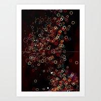 Hi Lo Art Print