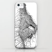 iPhone 5c Cases featuring Strings by Kerby Rosanes