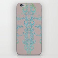 Ink Blot (Dark) iPhone & iPod Skin