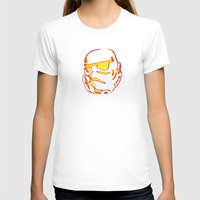 storm trooper T-shirts featuring Storm trooper  by luccabanana