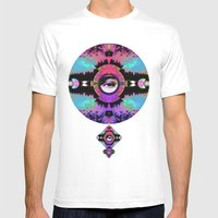 Visionary Expansion Mens Fitted Tee White SMALL