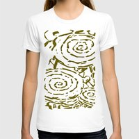 roses T-shirts featuring Roses -  by Alan Hogan