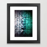 Yce Framed Art Print