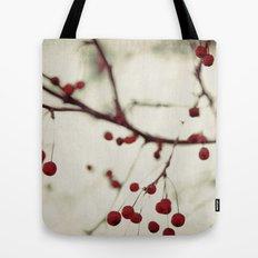 dark berries Tote Bag