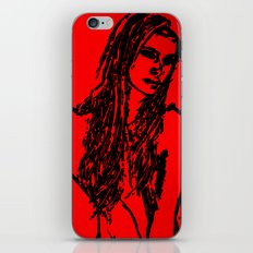 Roxanne iPhone & iPod Skin