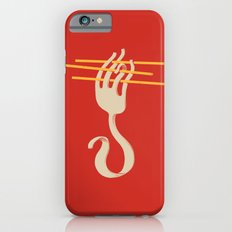 Fork & Pasta Slim Case iPhone 6s