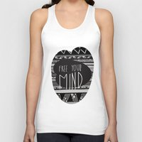 FREE YOUR MIND Unisex Tank Top