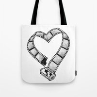 Love Of Photography Tote Bag