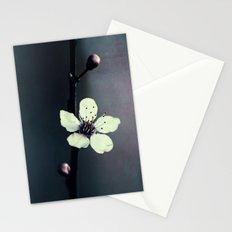 flower blossom Stationery Cards