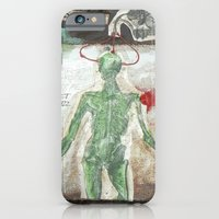 iPhone & iPod Case featuring LEVEL 1 by Luca Piccini