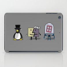Gothic Villains iPad Case