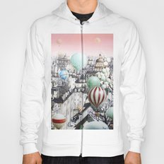 Balloon travel Hoody