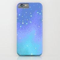 Twilight Nebula (8bit) iPhone 6 Slim Case