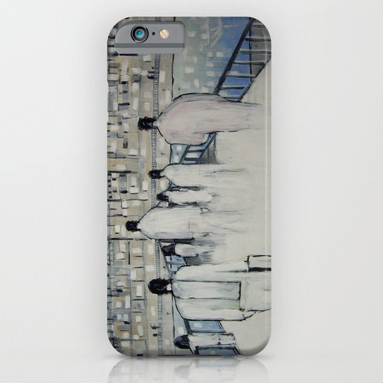 foot traffic 02 iPhone & iPod Case
