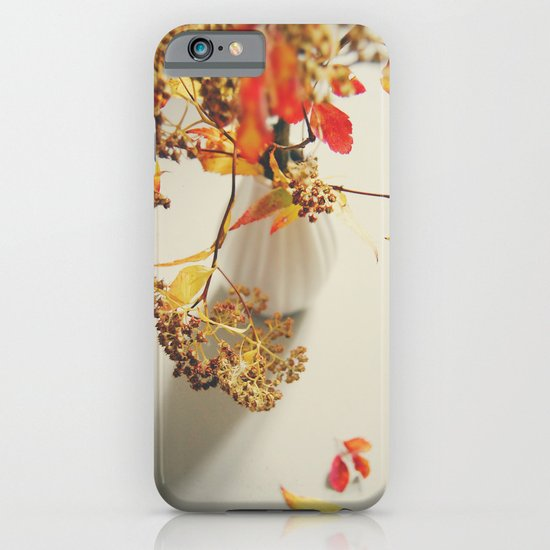 Autumn Love iPhone & iPod Case