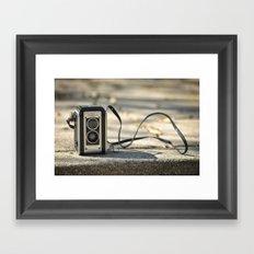 Duaflex II Framed Art Print