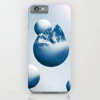 Ice Mountain Planet iPhone 6 Slim Case