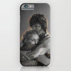 Beth & Daryl - when I'm gone iPhone 6 Slim Case
