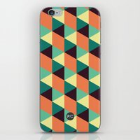 Fall Illusions iPhone & iPod Skin