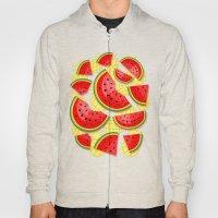 Watermelon And Pineapple… Hoody