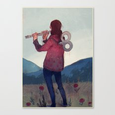 Automated Canvas Print