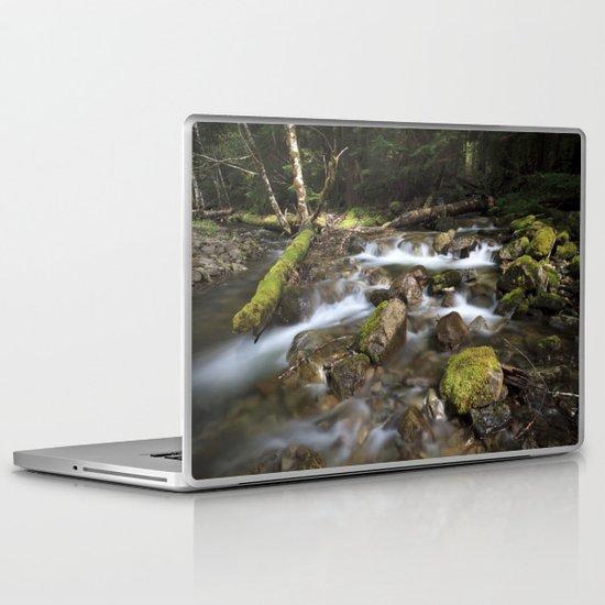 Paradise Creek I Laptop & iPad Skin