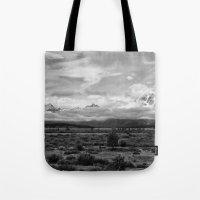 Tetons, Wyoming Tote Bag