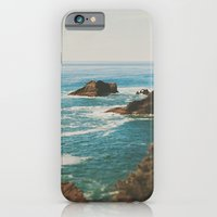 iPhone & iPod Case featuring Oregon Coast by Leah Flores
