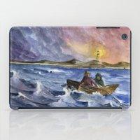 Storm Chased iPad Case