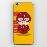 ChibizPop: Faster than... iPhone & iPod Skin