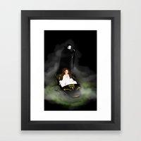 Sing for Me Framed Art Print