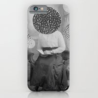 iPhone & iPod Case featuring Thinking by Ruth Hannah