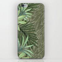 A Run Through the Jungle iPhone & iPod Skin