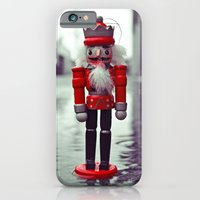 iPhone & iPod Case featuring Urban nutcracker by Vorona Photography