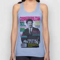 COSMARXPOLITAN, Issue 8 Unisex Tank Top
