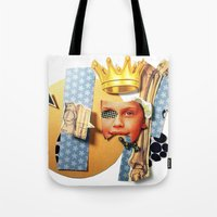 Skin Deep | Collage Tote Bag
