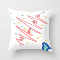 Fine Frenzy  Throw Pillow