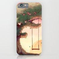 iPhone Cases featuring Departed by Jordan Lewerissa