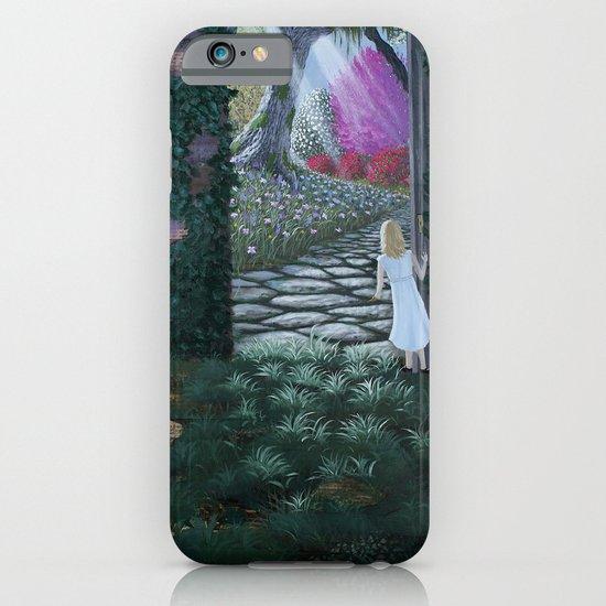 the secret garden iPhone & iPod Case