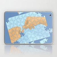I'm Puzzled Laptop & iPad Skin
