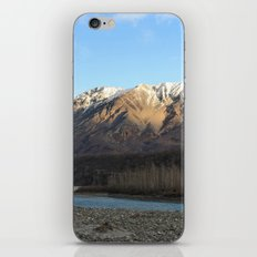 Blue Creek, Alaska iPhone & iPod Skin