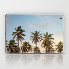 Sky beach palmier Laptop & iPad Skin
