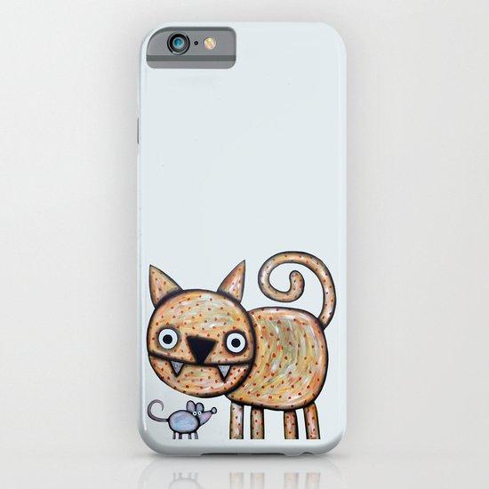 Secret meeting iPhone & iPod Case