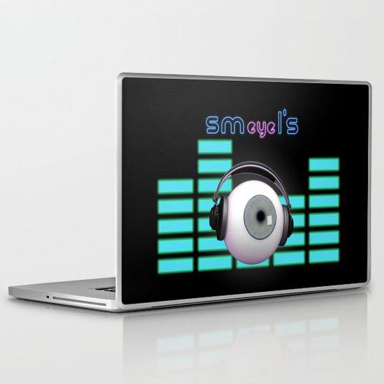SMeyeL's Laptop & iPad Skin