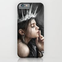 iPhone & iPod Case featuring Queen of Secrets  by Justin Gedak