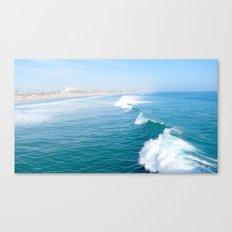 Huntington Beach  Canvas Print