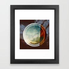 Walkaway (pt.2) Framed Art Print