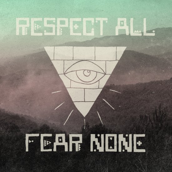 FEAR NONE Art Print