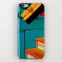 candy steps  iPhone & iPod Skin